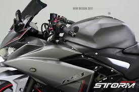 storm tank cover for yamaha yzf r3 r25 2015 17 4 color oem