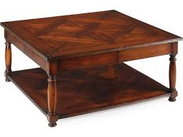 42 square coffee table jonathan charles country farmhouse collection luxedecor