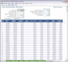 excel amortization templates memberpro co