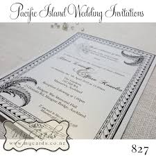 wedding invitations island pacific island wedding invitations design 827 mycards akld nz