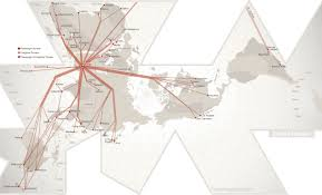 Virgin Atlantic Route Map Openflights Airport And Airline Data My Top Round The World Uae
