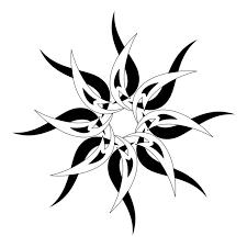 best 25 tribal sun tattoos ideas on pinterest tribal sun henna