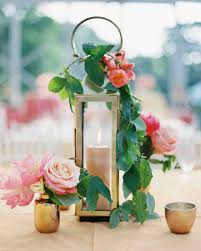 simple centerpieces 39 simple wedding centerpieces martha stewart weddings