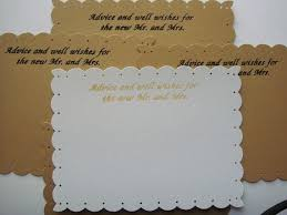 wedding wishes and advice cards 44 best guestbooks images on advice cards planning a