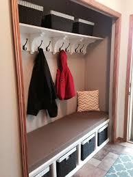 entry closet ideas diy entryway closet diy closet in entryway modern interior
