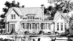 Wrap Around Porch House Plans Southern Living Covington Hill Looney Ricks Kiss Architects Inc Southern