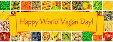 vegan s day 3 ways to celebrate world vegan day vegetarian zen