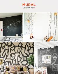 30 accent wall ideas to transform a room shutterfly mural accent wall