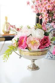 faux floral arrangements how to create gorgeous faux floral arrangements wants it