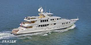luxury yachts for charter charter yachts fraser