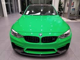 luxury bmw m3 bmw m3 competition package in signal green