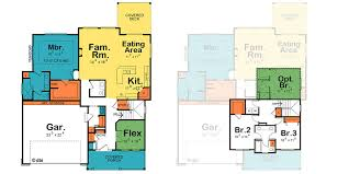 sle floor plans 2 story home 2 story house plans master down creative inspiration home design ideas