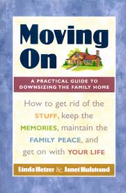buy the book downsizing the home