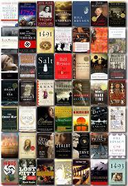 the history reading list u2013 bookadvice u2013 medium