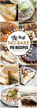pie recipes no bake pies the 36th avenue