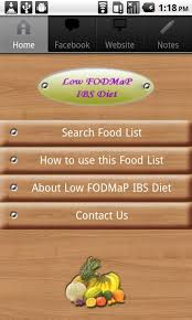 low fodmap ibs diet android apps on google play