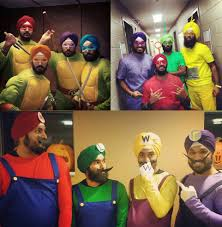 these halloween costumes are sikh album on imgur