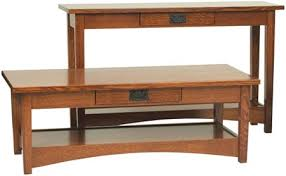 Oak Sofa Table Up To 33 Arts Crafts Sofa Table Amish Outlet Store