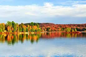muskoka thousand islands fall means u0027s leaf peeping