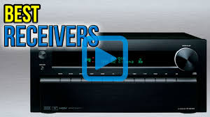 denon home theater receiver top 10 receivers of 2017 video review