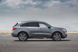 lexus rx vs mdx 2016 2017 acura mdx first test review motor trend