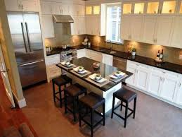 T Shaped Kitchen Islands by Small L Shaped Kitchens With Island Photo Gallery Inspiring Home