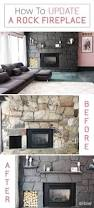 cleaning a stone fireplace best 25 old fireplace ideas on pinterest rustic fireplaces