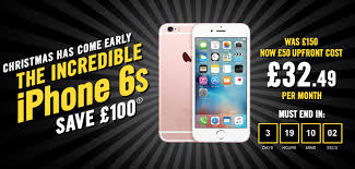 iphone6 black friday sales carphone warehouse slashes 100 off iphone 6s 6 5s
