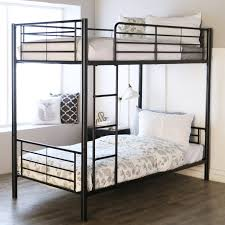 Bunk Bed With Sofa Bed Underneath Bedroom Loft Bed With Desk And Storage Stainless Steel Ladder