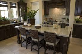 Eat In Kitchen Island Kitchen Island Kitchen Designs Wooden Bar Stools Countertops