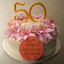 50th birthday cakes for female birthday cake cake ideas by