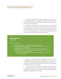 bioplastic research paper bioplastics 2016 spi report