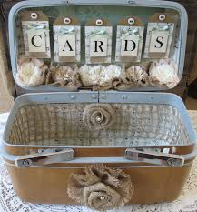 vintage suitcase for cards luggage and suitcases