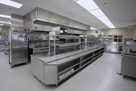 comercial kitchen design