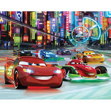 wall murals next day delivery wall murals from worldstores walltastic disney cars neon wallpaper mural 8ft x 10ft sticker