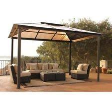 bowery hill metal roof for pergola ebay