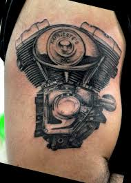 turbo and piston tattoo motorsports tattoos pictures to pin on pinterest tattooskid