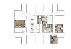 Rideau Centre Floor Plan by Thompson Housing Service University Of Ottawa