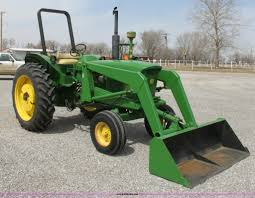 1961 john deere 3010 tractor item f8719 sold april 24 a