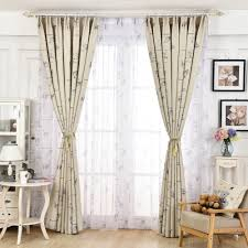 the curtains bedroom living room balcony window shading products