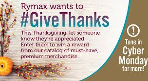 this thanksgiving givethanks with rymax marketing prevue meetings