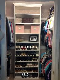 diy walk in closet organizer plans home design ideas
