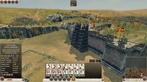 total siege ai uses siege equipment total war forums