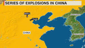 how to say thanksgiving in chinese massive blasts rock chinese city of tianjin 44 dead hundreds