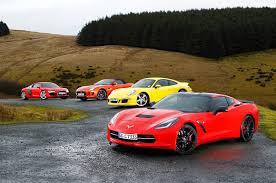 corvette vs audi r8 usa 1 europe 0 chevrolet corvette c7 stingray vs porsche 911