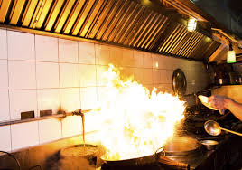 Designing A Commercial Kitchen Kitchen Cool Commercial Kitchen Fire Suppression Home Design New