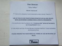 Meme Generator Dan Deacon - dan deacon gliss riffer cdr album at discogs