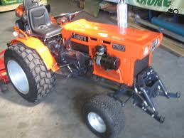 kubota b6001 tractor service manual