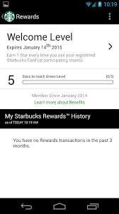 starbucks app android starbucks for android