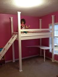 Loft Bed Plans Free Dorm by Loft Bed By Sarah F Using Askthebuilder Plans Ask The